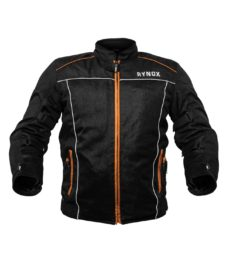 rynox air gt v2.0 l2 jacket orange