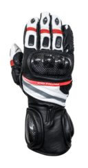 touch screen friendly riding leather gloves