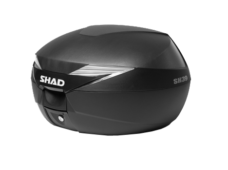 SHAD SH39 TOP CASE CARBON