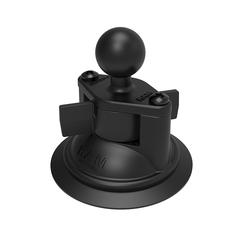RAM® Twist-Lock™ Suction Cup Base with Ball