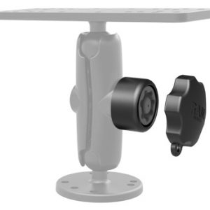 RAM® Pin-Lock™ Security Knob for B Size Socket Arms