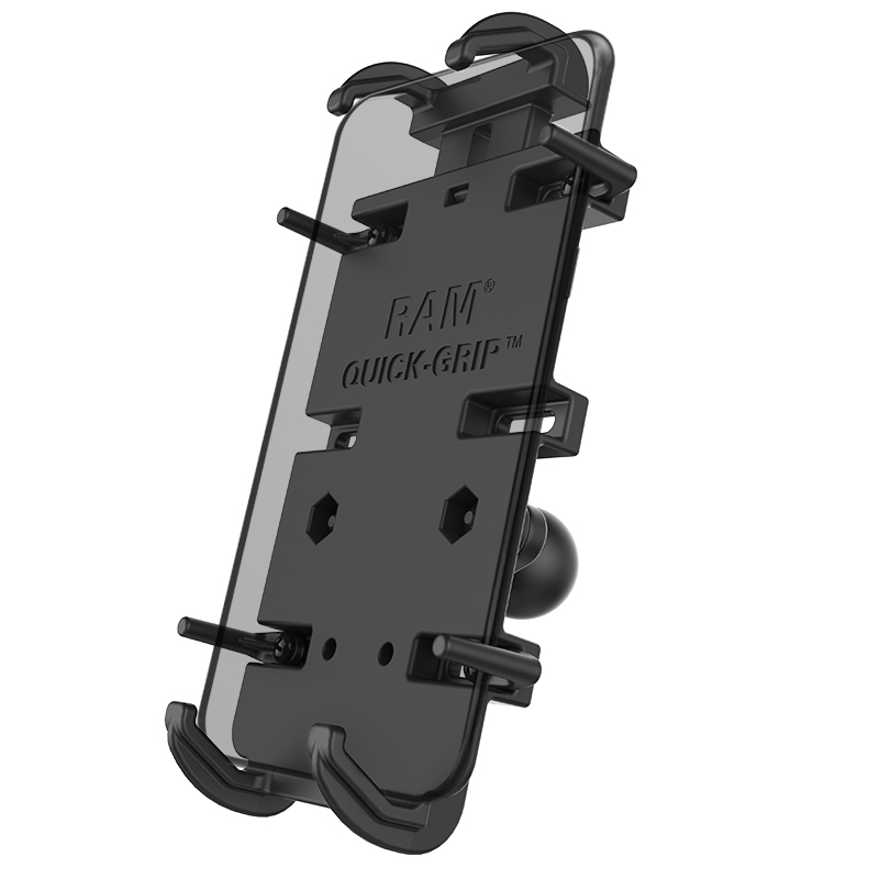 RAM Mount Quick-GripXL Phone Holder with Ball